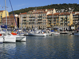 Port Lympia in the Quartier Du Port  Nice  Alpes Maritimes  Provence  Cote D'Azur  French Riviera