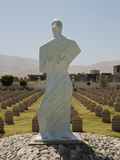 Memorial Cemetery to the Victims of Saddam Hussein's Chemical Gas Attack on the Kurdish Town of Hal