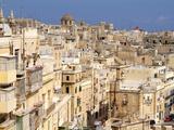 Valletta  Malta  Mediterranean  Europe