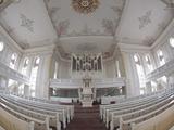Ludwigskirche  Saarbrucken  Saarland  Germany  Europe