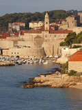 Old Town in Early Morning Light  UNESCO World Heritage Site  Dubrovnik  Croatia  Europe