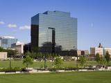 Columbus Commons  Columbus  Ohio  United States of America  North America