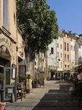 Al Fresco Restaurants  Place Forum Des Cardeurs  Aix-En-Provence  Bouches-Du-Rhone  Provence  Franc