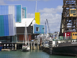 National Maritime Museum  Auckland  North Island  New Zealand  Pacific