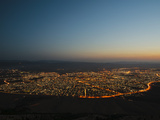 Sulaymaniyah at Night  Iraq  Middle East