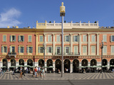 Modern Sculpture in Place Massena  Nice  Alpes Maritimes  Provence  Cote D'Azur  French Riviera  Fr