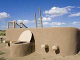 Coronado State Monument  Albuquerque  New Mexico  United States of America  North America