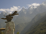 Tiger Leaping Gorge  Yangtze River  Yunnan  China  Asia