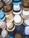Hat Shop  Istanbul  Turkey  Europe