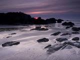 Combesgate Beach  Devon  England  United Kingdom  Europe