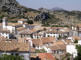 Grazalema  Sierra De Zafalgar  Andalusia  Spain  Europe