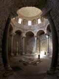 Paleochristian 5th Century Baptistery  Cathedral of St Leonce of Frejus  Var  Provence  Cote D'Azu