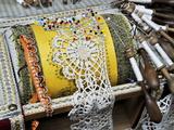 Traditional Lace Making  Le Puy En Velay  Haute-Loire  France  Europe