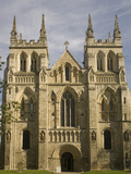 The Abbey  Selby  Yorkshire  England  United Kingdom  Europe