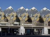 Cubic House (Kubuswoningen)  Designed by Piet Blom  Rotterdam  Netherlands  Europe