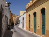 Old Town of Agaimes  Gran Canaria  Canary Islands  Spain  Europe