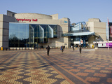 Symphony Hall Icc  Birmingham  Midlands  England  United Kingdom  Europe