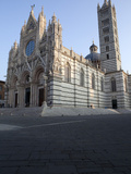 Siena Cathedral  UNESCO World Heritage Site  Siena  Tusacny  Italy  Europe