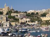 Mgarr  Gozo  Malta  Mediterranean  Europe