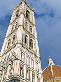 Campanile Di Giotto and the Cathedral of Santa Maria Del Fiore  UNESCO World Heritage Site  Florenc