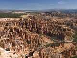 Inspiration Point  Bryce Canyon National Park  Utah  United States of America  North America