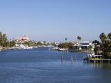 Pass a Grille  St Petersburg Beach  Gulf Coast  Florida  United States of America  North America