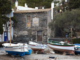 Port Lligat  Catalonia  Costa Brava  Spain  Europe