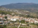 Omodos  Troodos Mountains  Cyprus  Europe