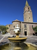 Cathedral of St Leonce of Frejus  Var  Provence  Cote D'Azur  France  Europe