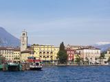 Riva Del Garda  Lago Di Garda (Lake Garda)  Trentino-Alto Adige  Italian Lakes  Italy  Europe