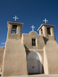 Old Mission of St Francis De Assisi  Ranchos De Taos  New Mexico  United States of America  North