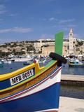Marsaskala  Malta  Mediterranean  Europe