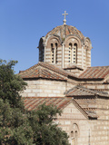 The Church of the Holy Apostles  Ancient Agora  Athens  Greece  Europe