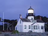 Point Pinos Lighthouse  Pacific Grove  Monterey County  California  United States of America  North