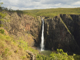 Wallaman Falls  Australia's Highest Waterfalls  Queensland  Australia  Pacific