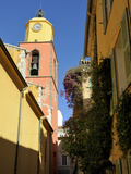 St Tropez Church  St Tropez  Var  Provence  Cote D'Azur  France  Europe