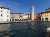 Apponale Tower  Piazza 3 Novembre  Riva Del Garda  Lago Di Garda (Lake Garda)  Trentino-Alto Adige