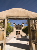 El Santuario De Chimayo  Built in 1816  Chimayo  New Mexico  United States of America  North Americ