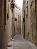 Old Town of Mdina  Malta  Mediterranean  Europe