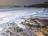 Crooklets Beach  Bude  Cornwall  England  United Kingdom  Europe