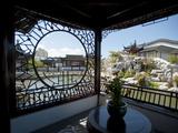 Chinese Garden  Dunedin  Otago  South Island  New Zealand  Pacific