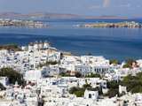 Mykonos Town  Island of Mykonos  Cyclades  Greek Islands  Greece  Europe