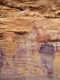 Rock Art  Split Rock  Leura  Queensland  Australia  Pacific