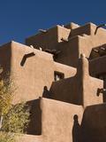 Exterior of the Inn and Spa at Loretto  Santa Fe  New Mexico  United States of America  North Ameri