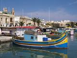 Marsaxlokk  Malta  Mediterranean  Europe