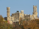 Lingner Castle  Dresden  Saxony  Germany  Europe