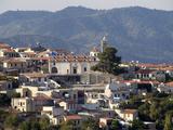 Mountain Village of Pano Lefkara  Cyprus  Europe