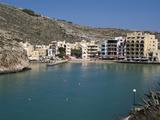 Xlendi  Gozo  Malta  Mediterranean  Europe