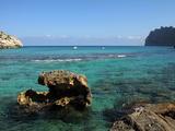 Cala De San Vicente  Mallorca  Balearic Islands  Spain  Mediterranean  Europe