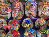Traditional Mexican Sweets and Candies  Puebla  Historic Center  Puebla State  Mexico  North Americ